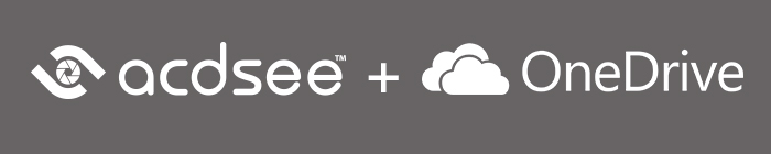 ACDSee + OneDrive